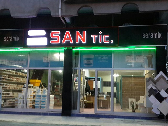 San Ticaret