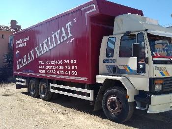 Ankara Nakliyat Eşya Taşımacılık