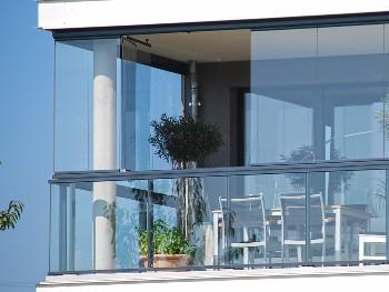Arıkoğlu Yapı Cam Balkon Sistemleri