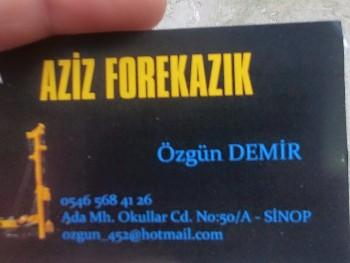 AZİZ FORE KAZIK