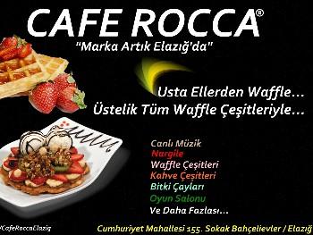 Cafe Rocca Elazığ