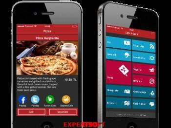 Expert Gurme Tablet Menü Programı ve Pos Sistemleri