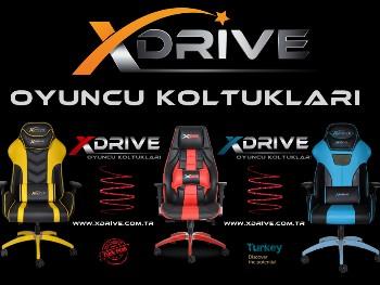xDrive Oyuncu Koltukları