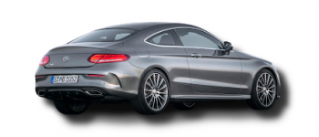 Mercedes C Coupe 4M