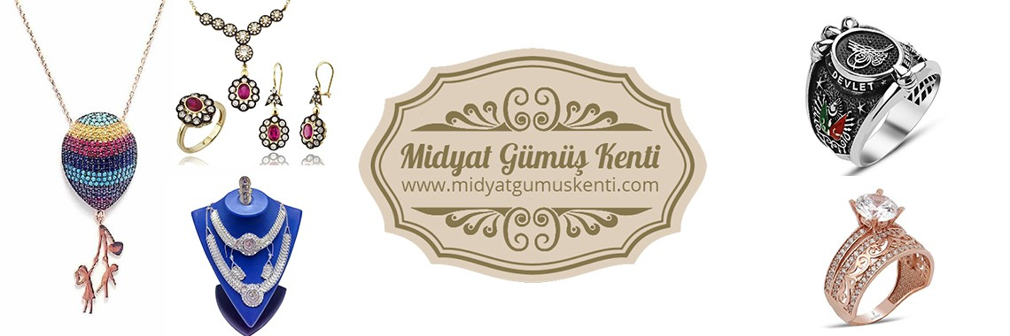 Midyat Gümüş | Kenti - Telkari - Tesbih - Anahtarlık - Yüzük