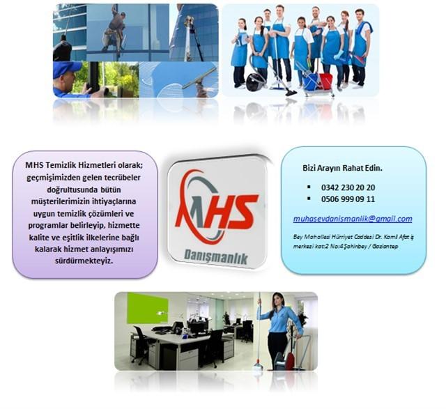MHS Danışmanlık ve Temizlik Hizmetleri