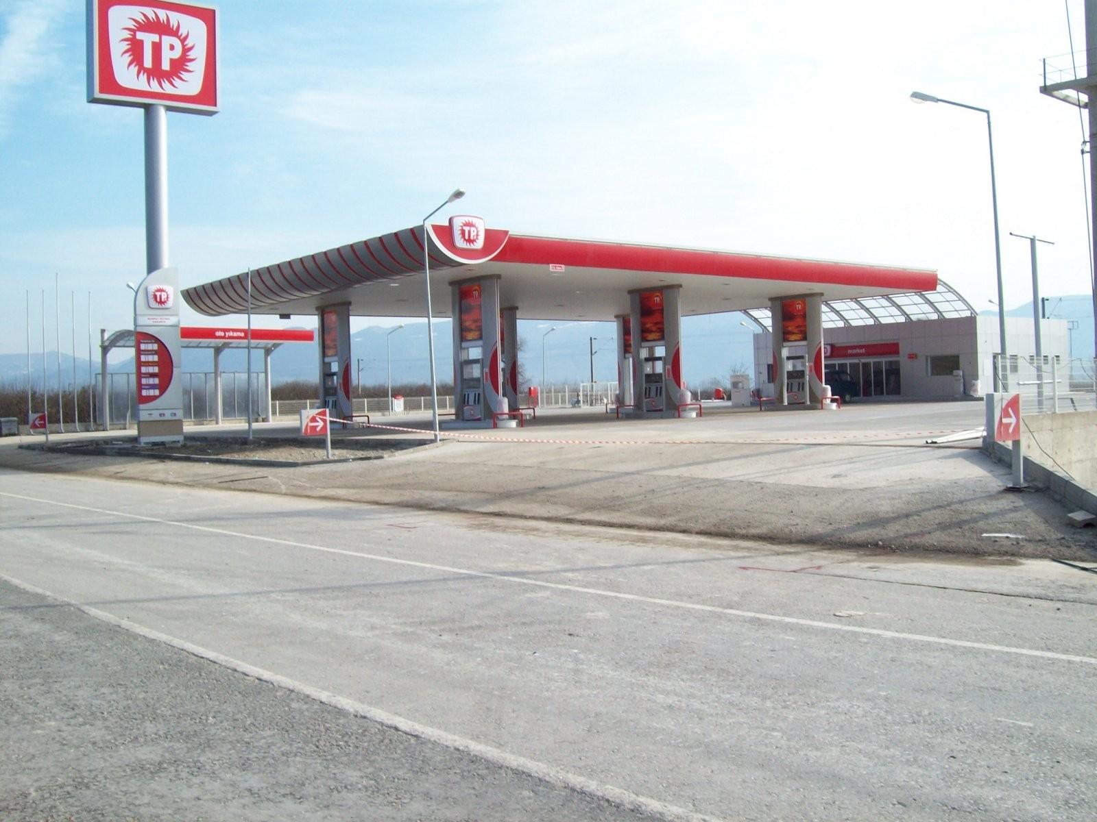 Benzinlik Kanopi Sistemleri