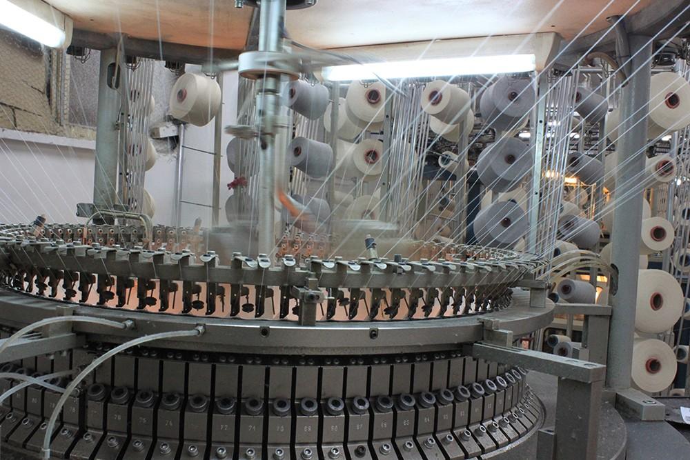 örme makinalarımız