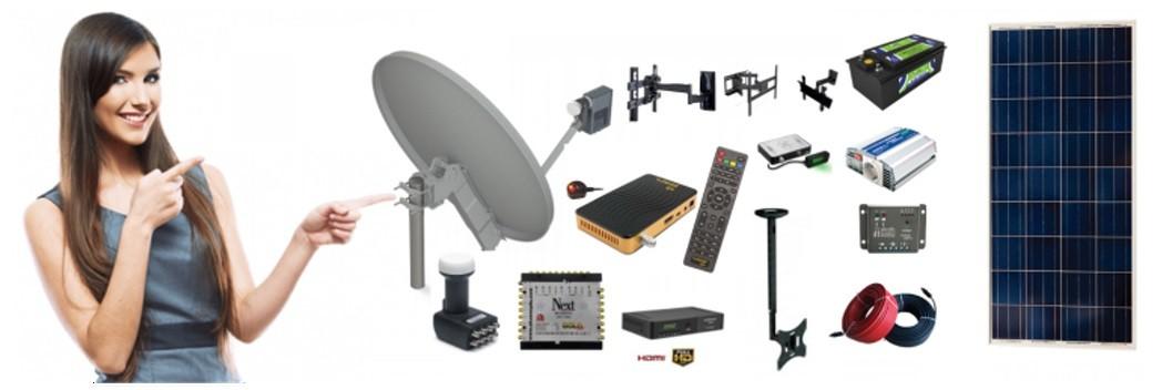 Ankara Star Elektronik Uydu Kamera