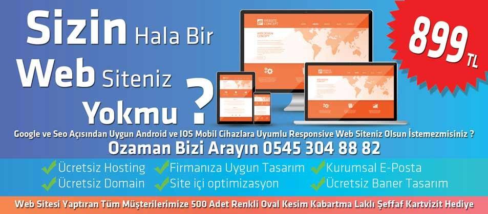 Web Sitesi Kampanya
