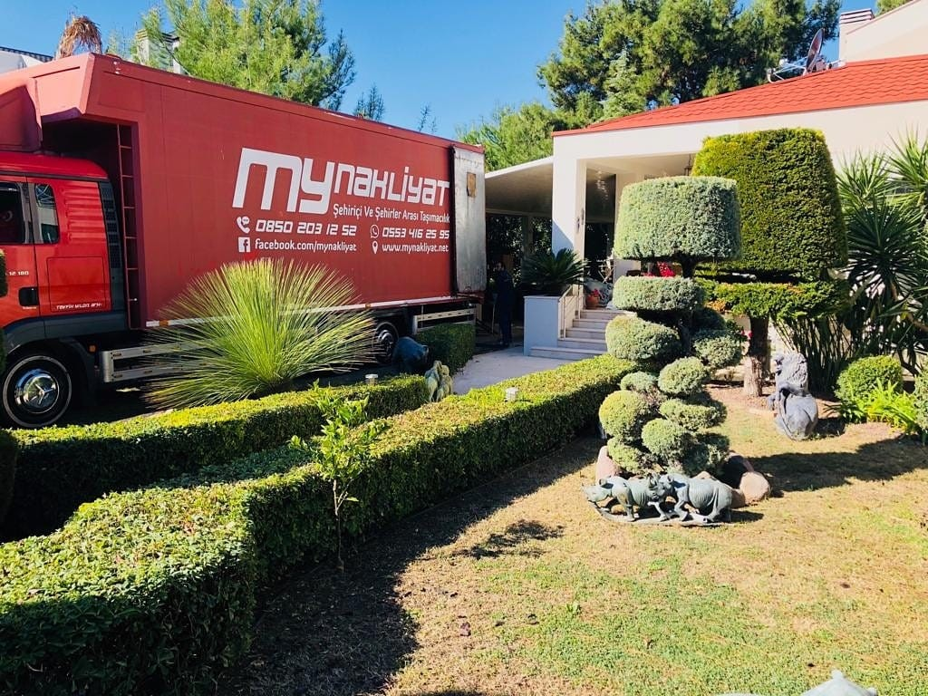 MY Nakliyat® Resmi Rehber Sitesi - İzmir Evden Eve Nakliyat