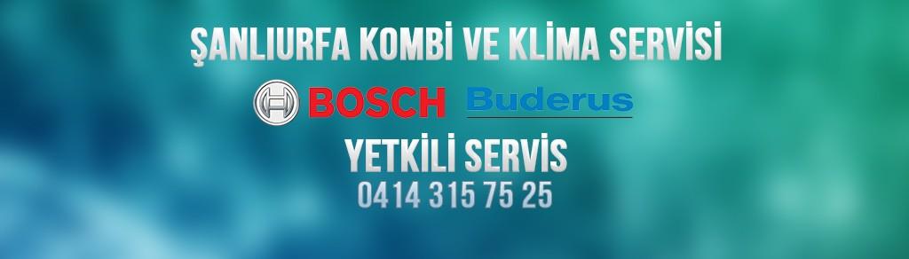 Buderus Kombi Yetkili Servisi | ŞANLIURFA