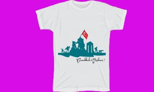 18 Mart Çanakkale Zaferi Tişörtleri