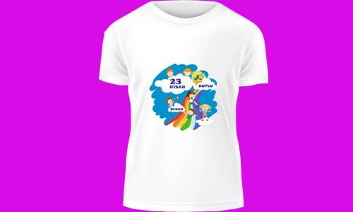 23 Nisan Tişörtleri
