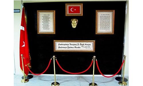 Atatürk Köşesi (Model 2)