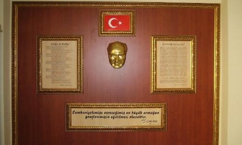 Atatürk Köşesi (Model 3)
