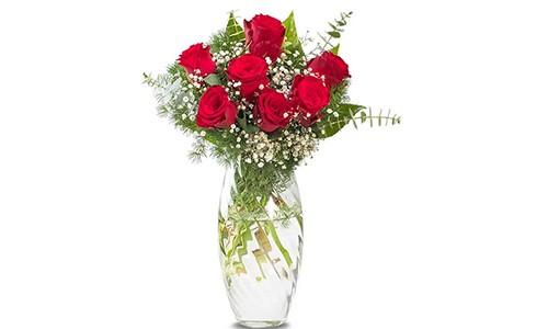 Sevginin Gücü 7 Kırmızı Gül - Artvin Çiçekçi