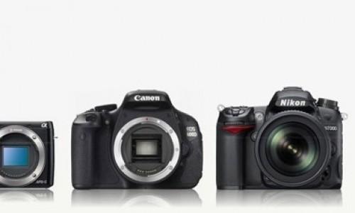 Aynasız Fotoğraf Makineleri