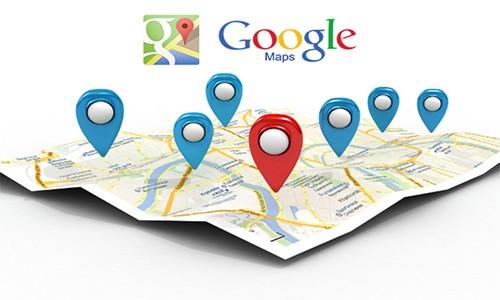 Google Haritalara Kayıt