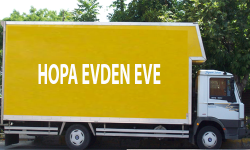 Hopa Evden Eve