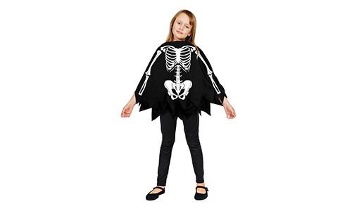İskelet Çocuk Kostüm M Beden