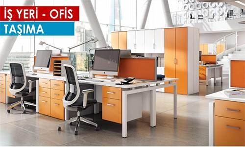 Kayseri Ofis ve İş Yeri Taşıma
