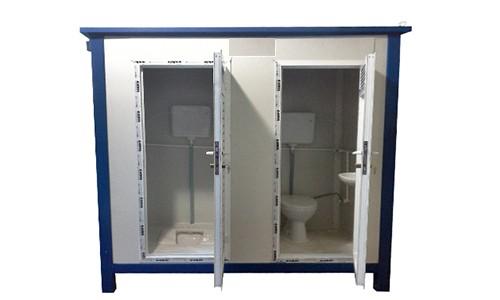 Prefabrik Wc-Duş Kabinleri