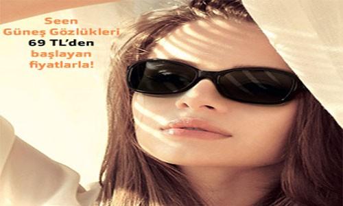 Seen Kadın Güneş Gözlükleri