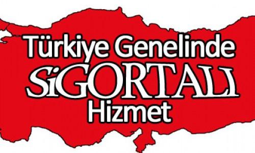 Antalya Sigortalı Taşımacılık