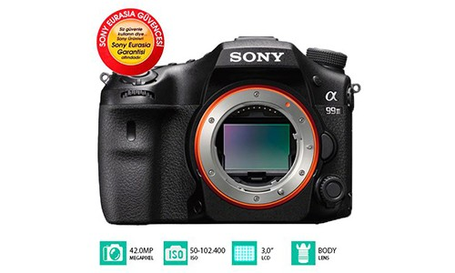 Sony Alpha a99 II DSLR Fotoğraf Makinesi