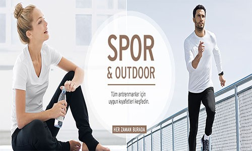 Spor Outdoor