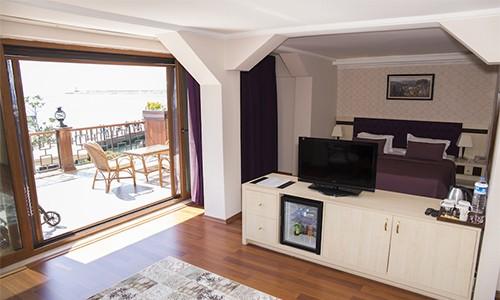 Şile Otel-Suite Oda