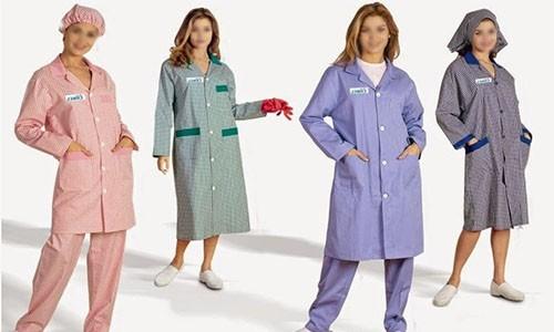 Temizlik Personeli Kıyafetleri