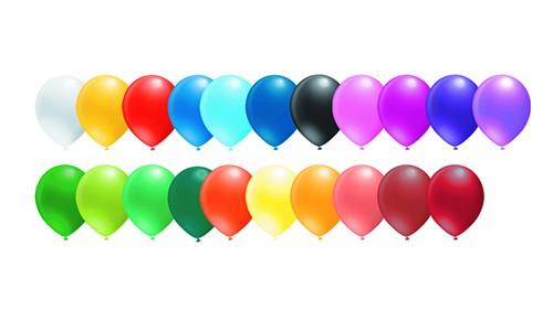 Yuvarlak Balon