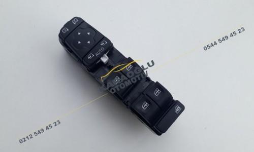 Renault Talisman Cam Düğme Kumanda Paneli 254012952R 254010488R
