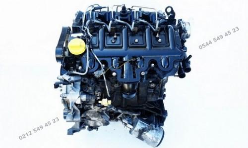 Opel Movano Dizel Sandık Motor 2.5 16V G9U 650 7701479074