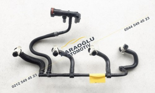 Mercedes B180 Cdi W246 1.5 Dci Enjektör Yakıt Hortumu A6070700332