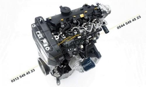 Mercedes GLA Serisi 1.5 Cdi Euro 6 Komple Motor A6070102001