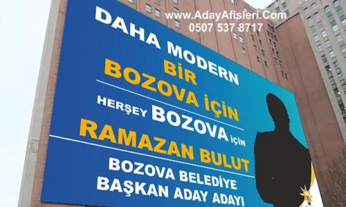 Ak Parti Belediye Başkan Adayları Afişleri