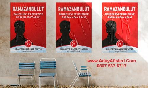 Mhp Belediye Başkan Adayları Afişleri