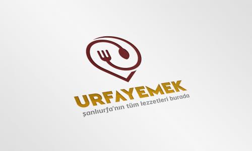 Urfayemek.com Logo Tasarım
