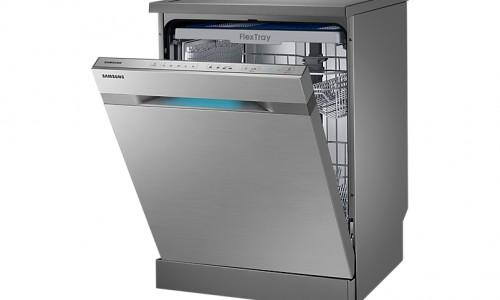 WaterWall™ özelliğiyle DW60K8550FS Bulaşık Makinesi