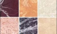 Renkli Mermer Çeşitleri
