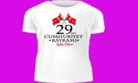 29 Ekim Cumhuriyet Bayramı Tişörtleri