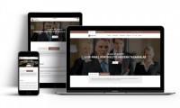Avukat ve Hukuk Bürosu Web Tasarım V2