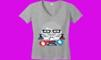 Bilim Fuarı Tişörtleri