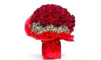 11 Kırmızı Gül Buketi - Artvin Çiçekçi