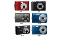 Kompakt Fotoğraf Makineleri