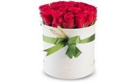 Aşkın Simgesi Kutuda 20 Güller - Artvin Çiçekçi
