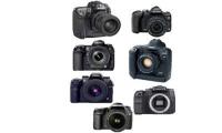 DSLR Like Fotoğraf Makineleri
